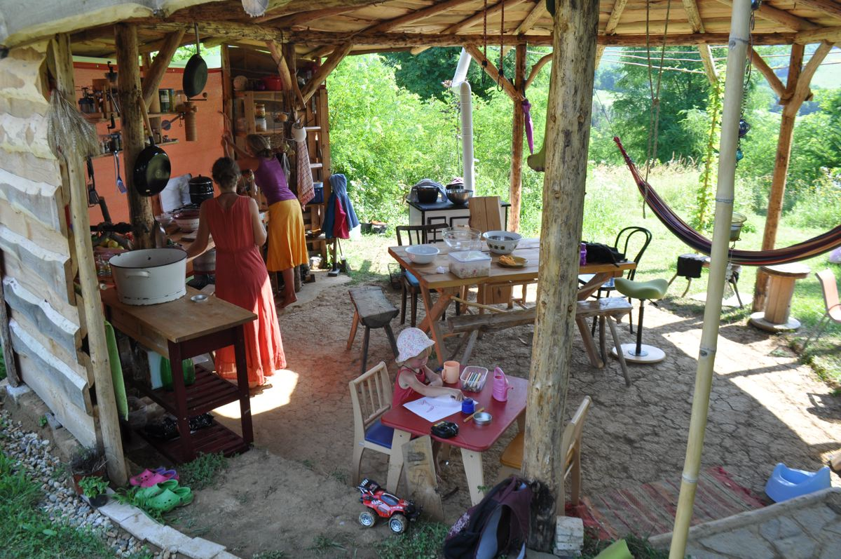 Sommerküche Outdoor : Outdoor arbeitsplan für eine praktische sommerküche dekoration
